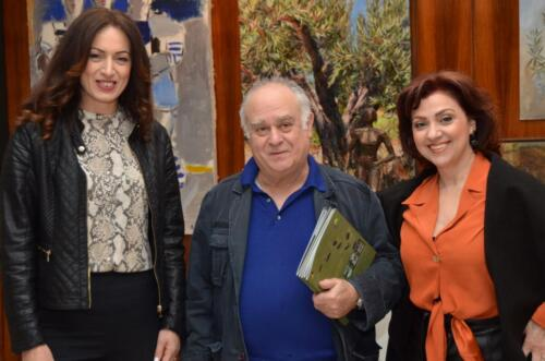 Λαμπρινή Παπαϊωάννου, Γ. Σταθόπουλος, Αννίτα Πατσουράκη